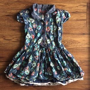 🌈3 for $13/ 5T Oshkosh Dress